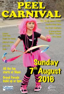 Peel Carnival Poster 2016 (Large)
