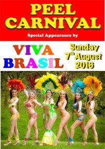 Viva Brasil Poster (Large)